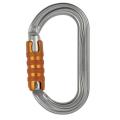 Petzl - Симметричный алюминиевый карабин Ok Triact-Lock