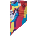 Buff - Спортивная бандана-шарф Tech Fleece Bandana Buff Freeskull Multi