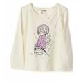 GAP - Детская футболка с длинным рукавом