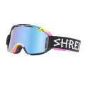 Shred - Маска сноубордическая стильная Amazify Grab CBL/Blast