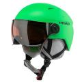 Head - Шлем горнолыжный со встроенной маской Squire