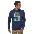 Patagonia - Мужское худи Fed Up With Melt Down Uprisal Hoody
