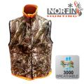 Norfin - Жилет флисовый с влагоотталкивающей поверхностью Hunting Reversable Vest