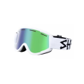 Shred - Очки с зеркальной линзой Nastify Bleach CBL/Plasma Nodistortion