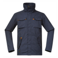 Bergans - Куртка легкая с капюшоном Larvik