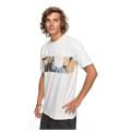 Quiksilver - Удлиненная мужская футболка City Vibes