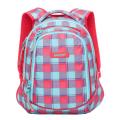 Grizzly - Яркий рюкзак в клетку 14