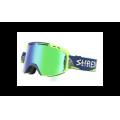 Shred - Маска с широкой линзой Amazify Needmoresnow CBL/Plasma