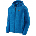 Patagonia - Куртка-пуховик утепленная Nano Puff Hoody