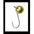 Salmo - Мормышка граненая набор 5 штук Lucky John Шар гран. с петел. 030 мм