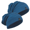 Buff - Спортивная шапка Leisure Collection Knitted Neckwarmer Hat Ramdon Seaport