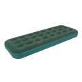Relax - Комфортная кровать с насосом Flocked Air Bed Single 191x75x22