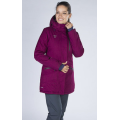 Snow Headquarter - Ветронепродуваемая зимняя куртка В-8626
