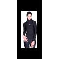 Iq - Майка спортивная женская с капюшономI q uv 300+