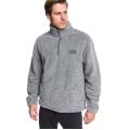 Quiksilver - Объемный флисовый пуловер Bogong Gum