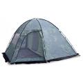 Talberg - Палатка туристическая Bigless 4 Camo
