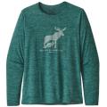Patagonia - Лонгслив с принтом Long-Sleeved Capilene Cool Daily Graphic Shirt