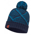 Buff - Утепленная вязаная шапка Leisure Collection Knitted Hat Plaid