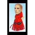FOSSA - Зимний шарф Red Skarf