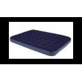 Relax - Кровать для походов Flocked Air Bed King 203x183x22