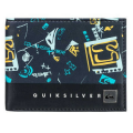 Quiksilver - Кошелек удобный Freshness
