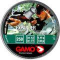Gamo - Пули для пневматики упаковка 250 шт.  EXPANDER 4,5мм