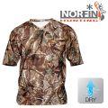 Norfin - Футболка c коротким рукавом Hunting ALDER PASSION