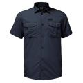 Jack Wolfskin — Рубашка с коротким рукавом ATACAMA SHIRT