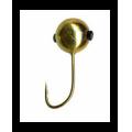 Salmo - Мормышка зимняя набор из 5 штук Lucky John Шар с отв.и кембр. 040 мм