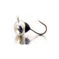 Lucky John - Мормышка уловистая набор из 5 штук Шар с петелькой и эпоксидной каплей 050 мм