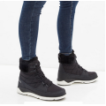 Merrell - Стильные ботинки для девушек Farchill Key Lace Polar AC+