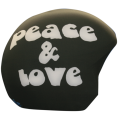 Coolcasc - Чехол защитный на любой шлем 128 Peace&Love