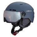 Head - Шлем ультралегкий для горнолыжников Knight Pro + доп. визор