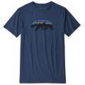 Patagonia - Классическая футболка Fitz Roy Bear Organic T-Shirt