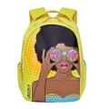Grizzly - Принтованный женский рюкзак 12