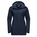 Jack Wolfskin - Пальто стильное Rock Valley Coat W