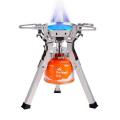 Fire-Maple - Горелка с ветрозащитой Family FMS-108
