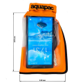 Aquapac - Водоотталкивающая сумка Small Stormproof Phone Case Orange