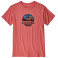 Patagonia - Футболка из хлопка Fitz Roy Scope Organic T-Shirt