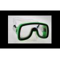 Wave - Качественная маска для плавания Diving mask PVC