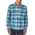 Patagonia - Классическая мужская рубашка L/S LW Fjord Flannel
