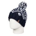 Roxy - Теплая шапка с орнаментом