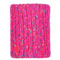 Buff - Шарф флисовый Knitted & Polar Hat Yssik Pink Fluor