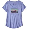Patagonia - Легкая футболка Solar Rays '73 Organic Scoop T-Shirt