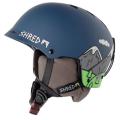 Shred - Шлем фирменный для горнолыжников Half Brain D-Lux Needmoresnow