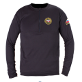 Red Fox - Пуловер с логотипом МЧС Zip