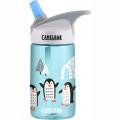 CamelBak - Бутылка детская компактная eddy Kids 0.4L Playful Penguins Holiday LE