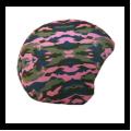 Coolcasc - Чехол яркий на шлем 159 Camouflage