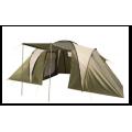 Trek Planet - Двухслойная семейная палатка Idaho Twin 6
