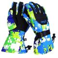 Copozz - Яркие теплые зимние перчатки